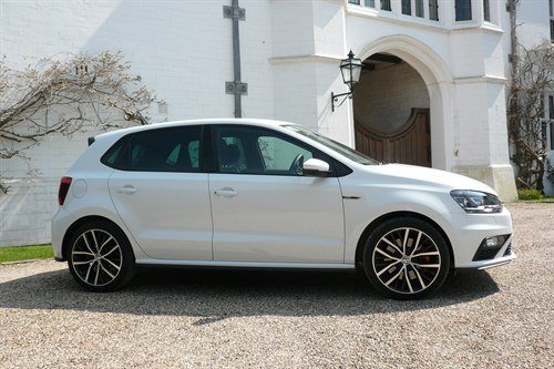 VW Polo GTI 1.8 2015 5-door Side (1)