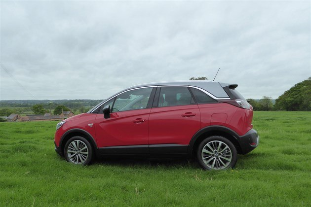 Vx Crossland Side Green Field 1