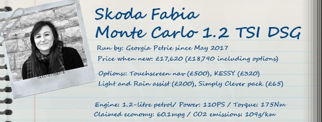 Why I chose a DSG gearbox in the Skoda Fabia   Our Cars