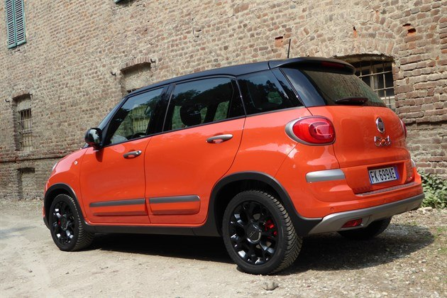 Fiat 500l Cross 2017 Road Test Road Tests Honest John