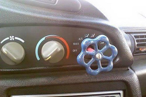 Aircon Switch