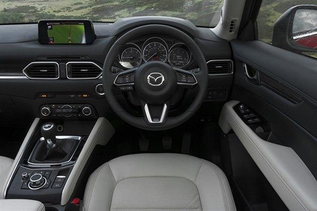 Mazda CX-5 2 2 150PS 2017 Road Test   Road Tests   Honest John
