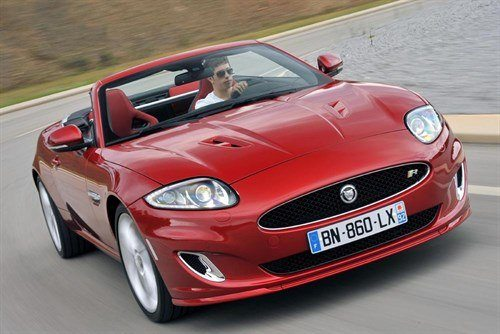 Jaguar XKRS Roadster F34 700