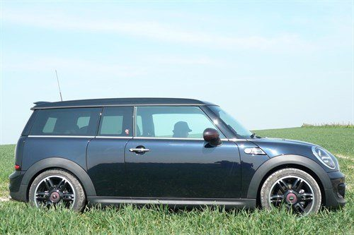 MINI Club Ham SD 3 Side 700