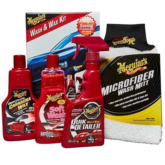 Meguiars Cleaning Kit 2