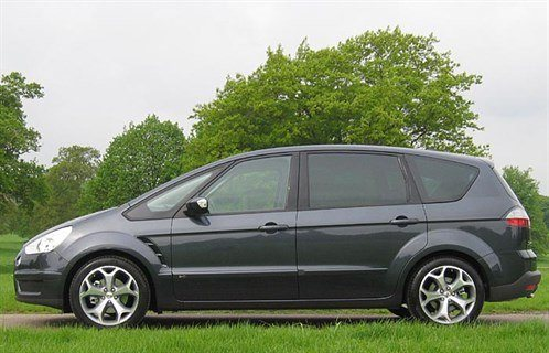Ford S Max Side 700