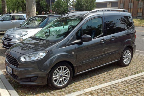 Ford Courier Tourneo F34