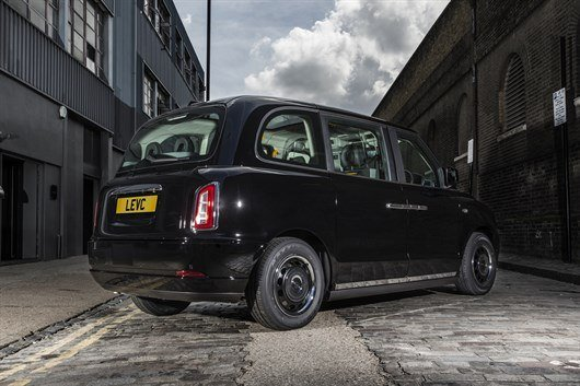 London Taxi (1)