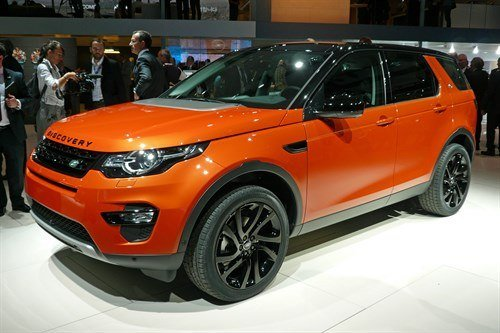 Land Rover Discovery Sport 2015 F34