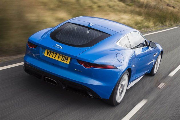 Jaguar F-Type 3