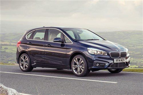 BMW 2-Series Active Tourer F34