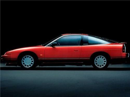 Nissan 200SX 1998 Side