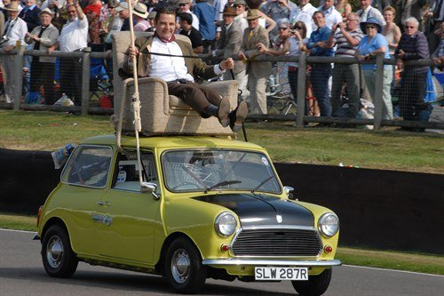 Mini Mr Bean 700