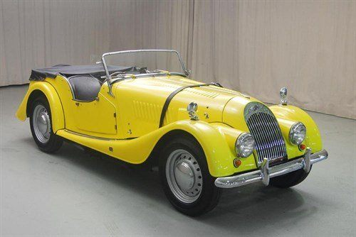 Morgan 4 Seater Mid 1960s 700