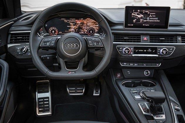 Audi RS4 Avant 2018 Road Test | Road Tests | Honest John