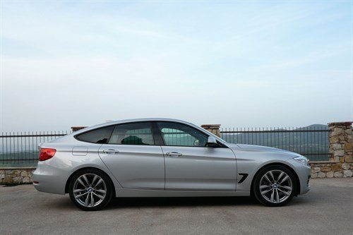 BMW F34 3 Gran Turismo Side Shut
