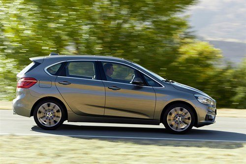 BMW 2 Series Tourer Side 1