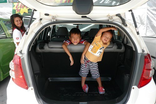 Honda Jazz Our Car Kids