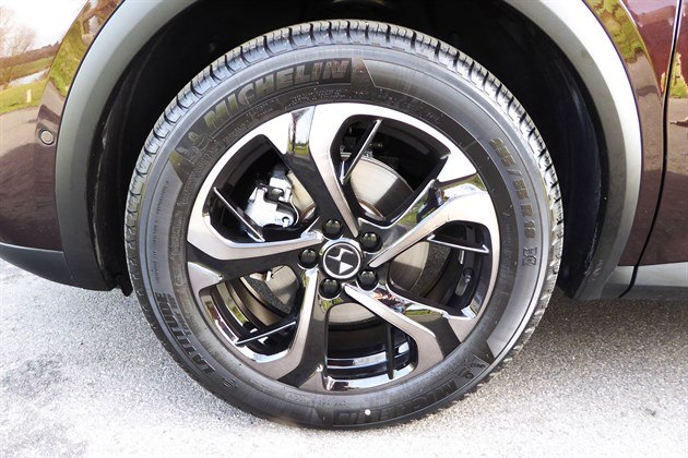 DS7 Crossback 2018 18 Inch Wheel