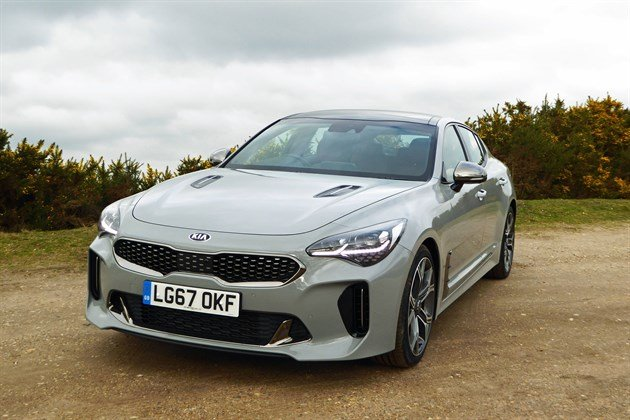 KIA Stinger 2018 F34 7 Lead
