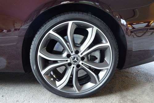 MB E Cabrio 2017 20 Inch Wheel Type 1