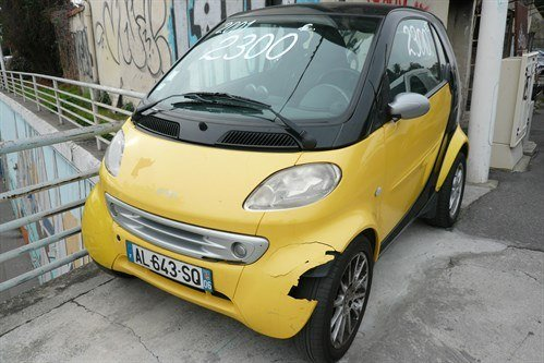 Smart For Two 2001 For Sale F34
