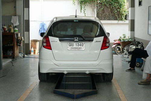 Honda Jazz Lube Job (1)