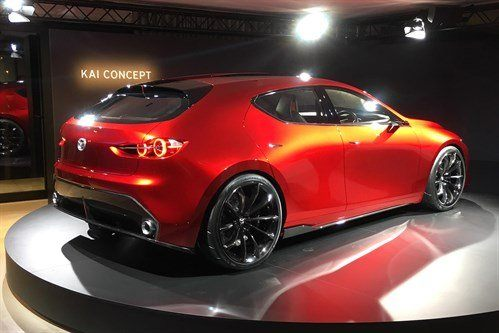 Mazda 3 2019 Kai Concept R34 Right