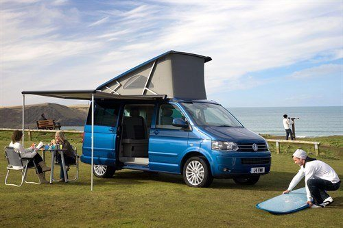 VW T5 II California Clifftop 700