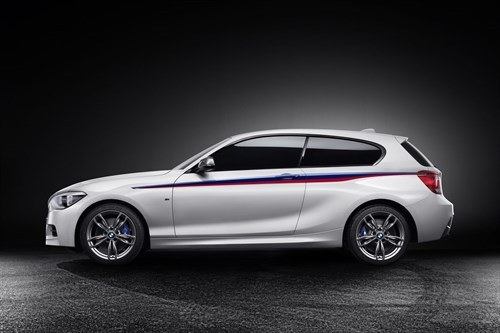BMW M135i Concept Side 3-dr
