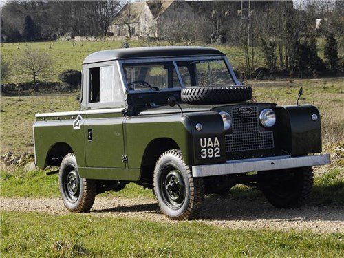 Land Rover Series II (1)