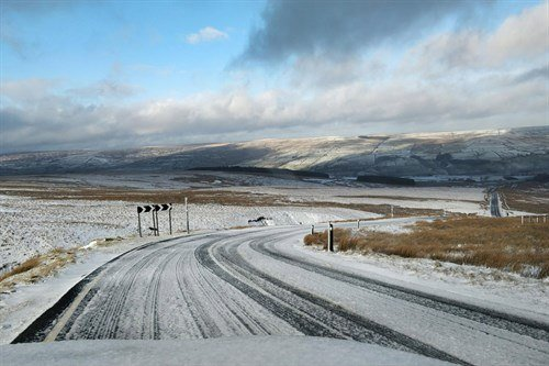 Snow Upper Weardale 31 01 18