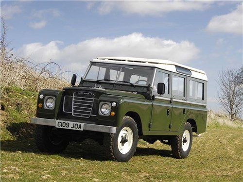 Land Rover Series III (1)