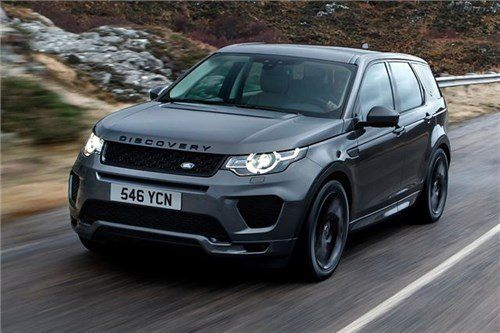 Land Rover Discovery Sport Si 4 F34