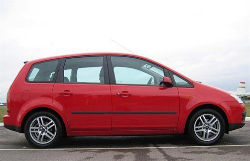 Ford C-Max 1.8T Side 700