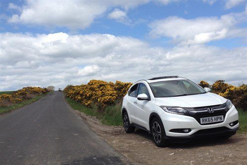 Honda HR-V Moors May 2016