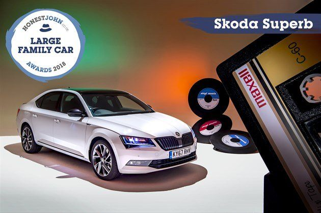 Large Family Car - Skoda Superb Copy