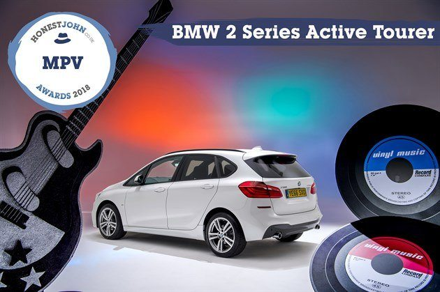 MPV - BMW 2 Series Active Tourer Copy