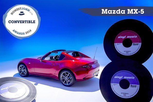 Convertible - Mazda MX-5 Copy
