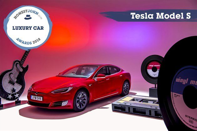 Luxury Car - Tesla Model S Copy