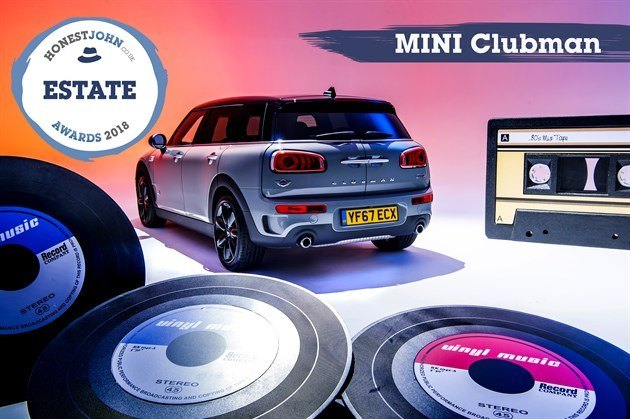 Estate - MINI Clubman Copy