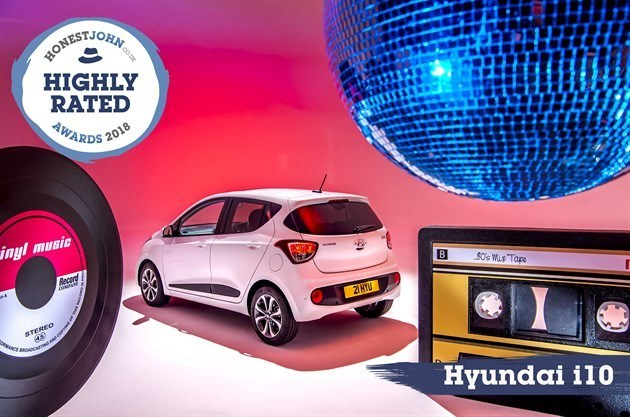 Highly Rated - Hyundai I 10 Copy