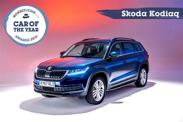 Car Of The Year - Skoda Kodiaq Copy