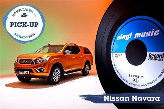 Pick -up - Nissan Navara Copy