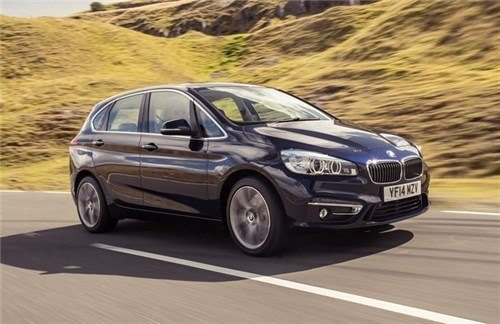 BMW 2 Series Active Tourer 2014 F34