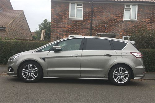 Ford S-Max Nice Bodykit Side