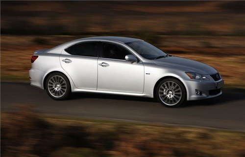 Lexus IS F34