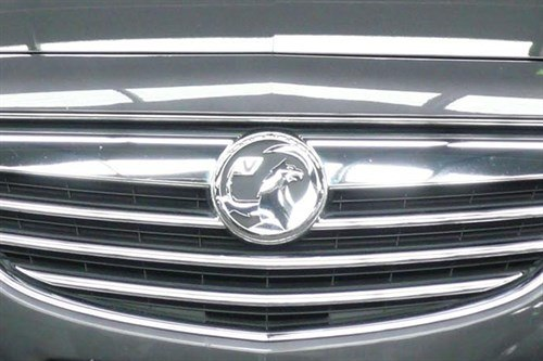 Vauxhall Insignia Griffin Badge