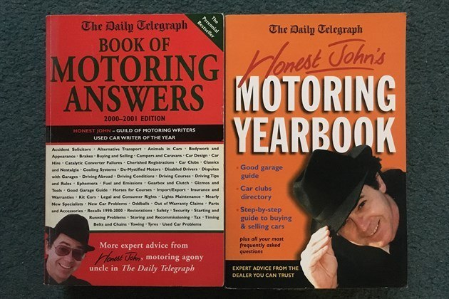 HJ Motoring Answers Annuals