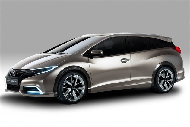 Honda Civic Tourer F34
